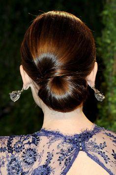 Peinados de inspiración desde la red carpet.