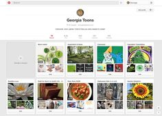 a quick visual PIN start by blogger, cartoonist and Mom: Georgia Toons