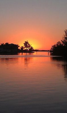 We have the best sunsets here. #swfl Fort Myers, Florida