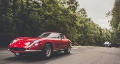 Ferrari 250 GT 'Tour de France'/ Alloy-bodied 275 GTB