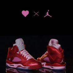 Air Jordan 5 Valentine's Day