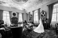 Hochzeitsfotografie im schönen Steigerwald