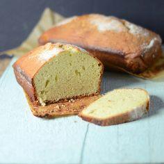 Cardamom and Saffron Olive Oil Pound Cake