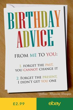 Cards & Stationery Home, Furniture & DIY Diy Birthday Cards For Brother, Homemade Birthday Cards, Dad Birthday Card, Bday Cards, Homemade Cards, Brother Humor, Wife Humor, Funny Happy Birthday Wishes, Funny Birthday Cards