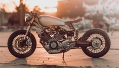 '92 Yamaha XV920 - 485 Designs - Pipeburn.com