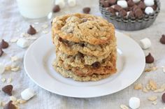 Toffee Crunch #Cookies #Recipe