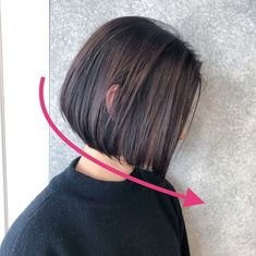 Medium Hair Cuts, Short Hair Cuts, Medium Hair Styles, Short Hair Styles, Short Grunge Hair, Korean Short Hair, Short Hair Undercut, Gorgeous Hair Color, Medium Bob Hairstyles