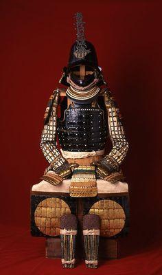 森蘭丸の具足 - Mori Ranmaru's armor