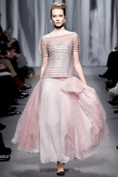 Chanel Spring 2011 Couture Fashion Show - Jac
