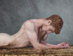Troy Schooneman artistic male nudes