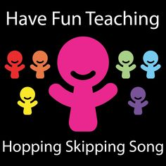 Need to let those kiddos get some serious energy out...try this song from Have Fun Teaching!