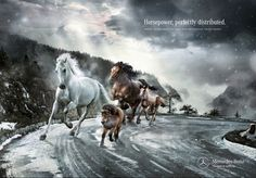 Mercedes-Benz: Horsepower