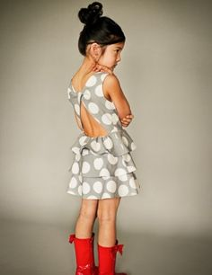 This may be my next dress for Avery, too cute!