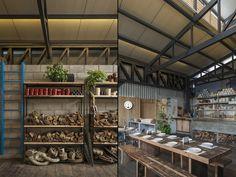 Campobaja restaurant by Estudio Atemporal, Mexico City – Mexico » Retail Design Blog