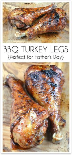 Turkey Legs (Disney Copycat | Recipe | Smoked Turkey Legs, Turkey Legs ...