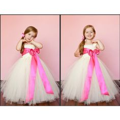 Diy TuTu Dress... flower girls