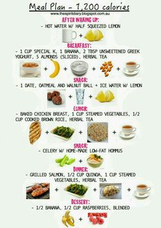 See more here ► Tags: weight loss without exercising, how to lose weight fast and easy without exercise, lose weight without diet or exercise - Meal Plan: calories (summer) - The Spirit Diary Diet Tips, Diet Recipes, Healthy Recipes, Snacks Recipes, Diet Ideas, Meal Ideas, Healthy Tips, Soup Recipes, Comidas Light