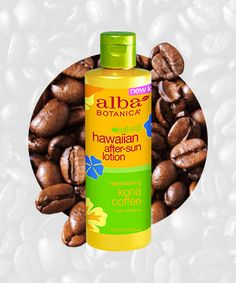 Best-Smelling Body Lotion No. 8: Alba Botanica Hawaiian After-Sun Lotion Replenishing Kona Coffee