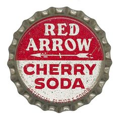 Red Arrow Cherry Soda by Neato Coolville, via Flickr