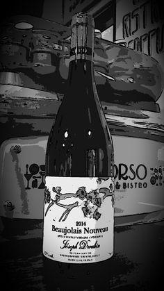 Today is Beaujolais day! @Corso