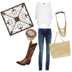 What to Wear With Cowboy Boots: the result! - Fashion Police