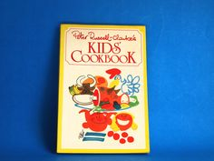 Peter Russell-Clarke's Kids' Cookbook - Vintage Retro 1985 Australian Celebrity Chef - Children in the Kitchen by FunkyKoala on Etsy