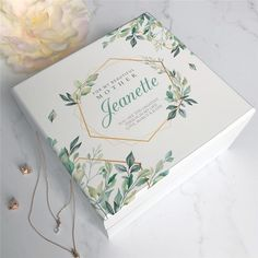 Our Personalized For My Beautiful Leaves Jewelry Box makes a great gift for Mom, Grandma, or any other important woman in your life! Thoughtful Gifts For Her, Great Mothers Day Gifts, Mother Day Gifts, Personalized Gifts For Her, Personalized Jewelry, Leaf Jewelry, Jewelry Box, Sweet Blossom, Jewellery Box Making