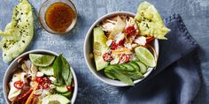 I Quit Sugar: Spring Roll Bowl