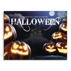 Holiday Series - Halloween v.03 - Standard- Click to enlarge Holiday Postcards, Halloween, Happy, Ser Feliz, Happiness, Spooky Halloween, Being Happy