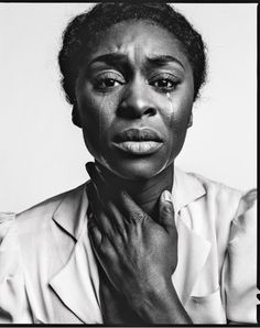 Cynthia Erivo, the English daughter of Nigerian immigrants, was a total unknown . Face Reference, Reference Images, Photo Reference, Portrait Inspiration, Character Inspiration, Portrait Art, Portrait Photography, New York Theater, Cynthia Erivo