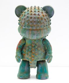 Cbros2012  Polystone resin , magnetic joints - 8 inches Ducobi-qee-mickey mashup