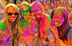Holi Festival Latest Pictures Wallpapers Ultra HD 4K