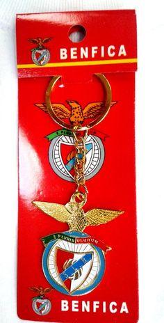 Sport Lisboa e BENFICA Metal Key chain Keyring Red Soccer Team (Portugal | eBay