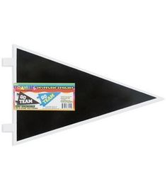 Party Craft - Make your own sports pennant-October-'Road to Glory'