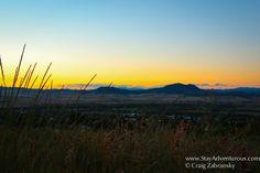 Locating the Helena Montana Sunset