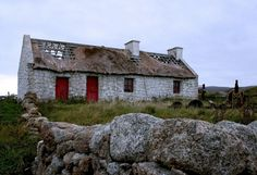 Irish Cottage INTERIORS | old irish cottages old cottage interior ireland old ireland donegal
