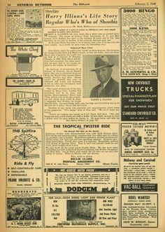 Billboard - Google Books New Chevrolet Trucks, Invictus Poem, Vintage Paper, Vintage Images, Billboard, Newspaper, Ephemera, Dollhouse Miniatures, Close Up