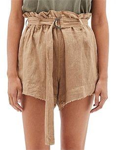 New In | Buy Latest Women's Clothing & Shoes | David Jones Mini Shorts, Lace Shorts, Premium Brands, David Jones, Women's Clothes, Clothes For Women, Short Dresses, Belt, Womens Fashion