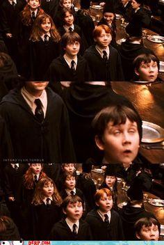 hahaha Oh, Neville...