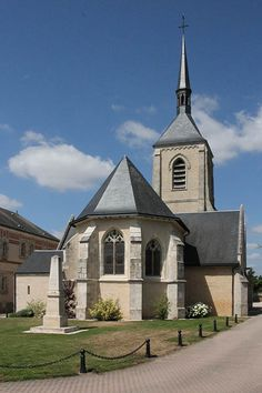 Eglise Saint-Martin d'Abbat (45290)