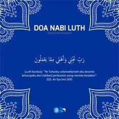 Doa Nabi Luth