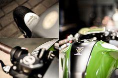 VTR Rad Roadster - Goodwood BMW R1200R ~ Return of the Cafe Racers