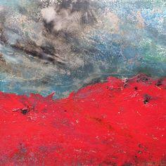 Back into the studio tomorrow. #art #artwork #artshow #artist #abstract #abstraction #abstractart #abstractpainting #buyart #blue #coffee #contemporaryart #design #hot #hoxton #interiordesign #landscape #modernart #newartwork #painting #red #shoreditch #texture #black