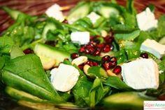 Narlı Roka Salatası Tarifi | Süper Anneden Kolay Yemek Tarifleri