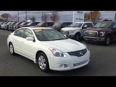 2010 Nissan Altima 2 5 S #0613B at Hollis Ford in Truro, NS