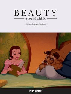 There are some seriously moving moments in so many Disney movies and lines that are incredibly inspirational.