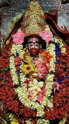 Maa Kali Images, Hanuman Images, Lord Krishna Images, Kali Hindu, Durga Maa, Flower Background Wallpaper, Flower Backgrounds, Kali Picture, Mother Kali