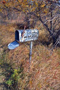 No one remains to check the mail in Hesper, North Dakota. Population zero. Photos by Troy Larson and Terry Hinnenkamp -