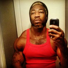 muscular daddy
