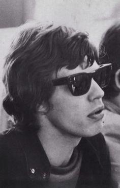 #Young #Mick #Jagger